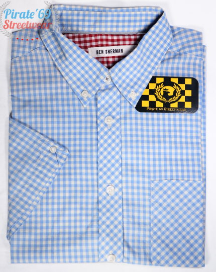 Ben Sherman Mod Fit checkered Shirt