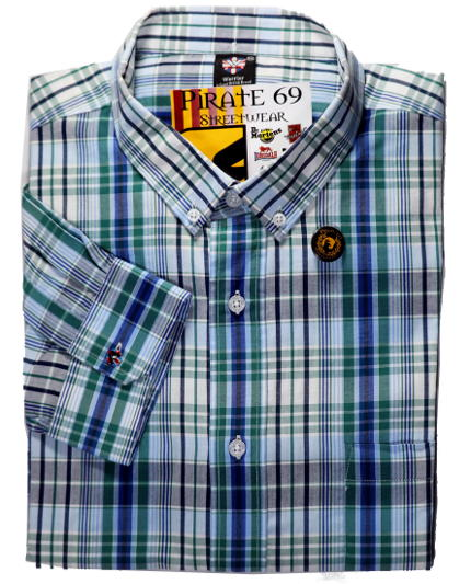 Warrior Long Sleeve Tartan Shirt