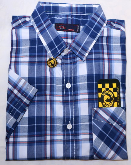 Camisa Escocesa Rude Boy