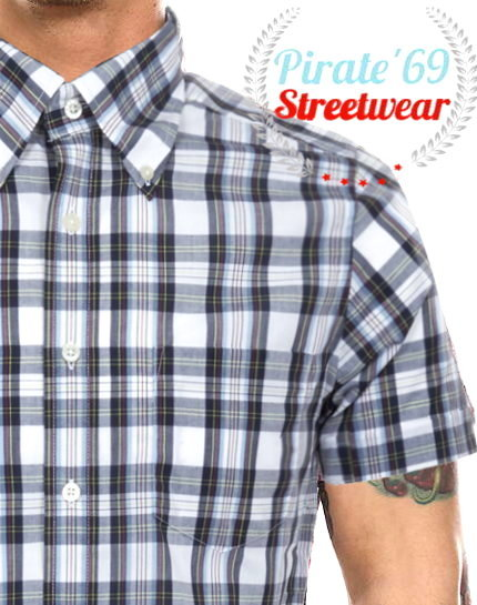 Brutus GREATFIT Madras Shirt