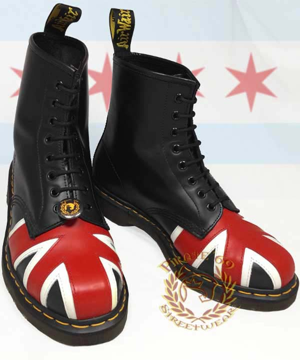 Dr. Martens 1460 Originals Union Jack British Flag