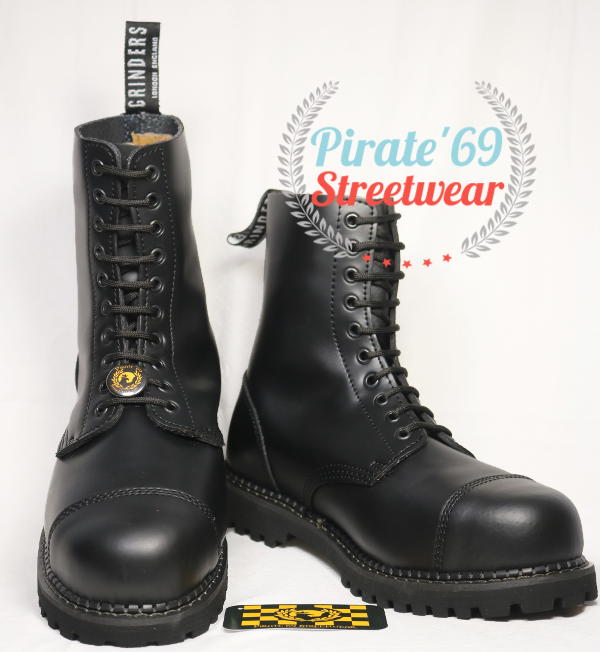 Grinders Stag Ranger Boots