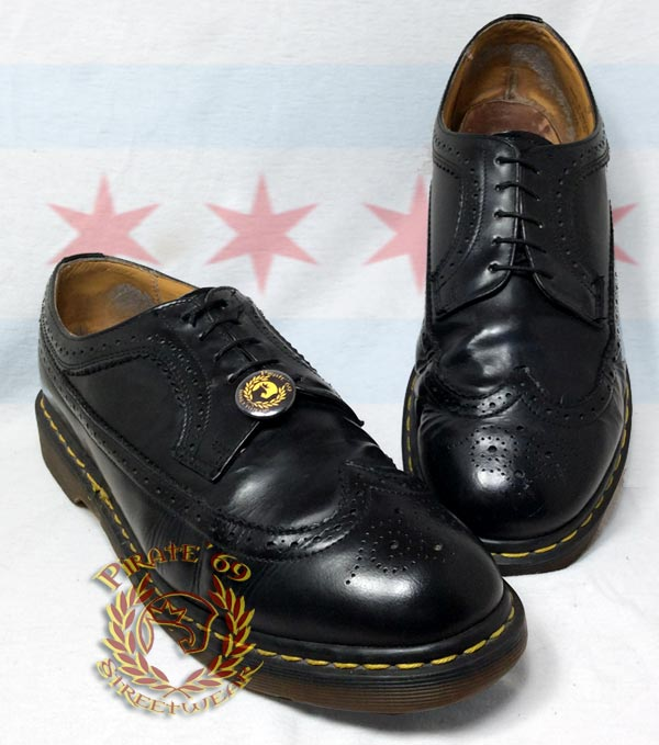 Doc Martens Made in England Wingtips