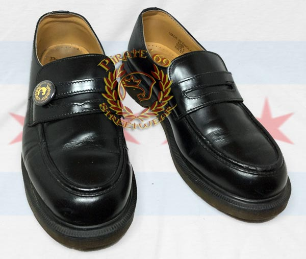 Discountinued Dr Martens Loafers Made in England