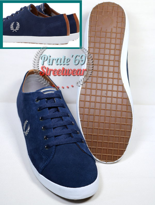 Fred Perry Mens Trainers