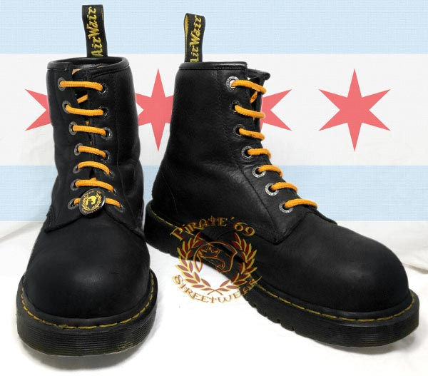Dr Martens Industrial boots