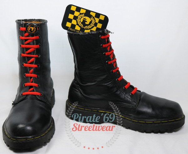 Dr Martens Replica 8 eye Botas