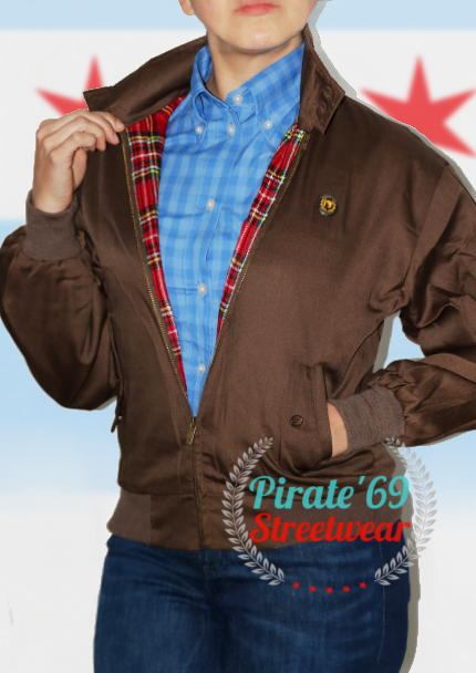 Mod Women Harrington Jacket