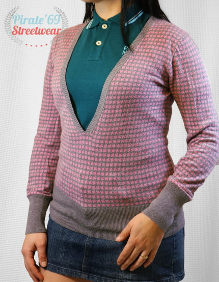 Fred Perry Ladies Cardigan