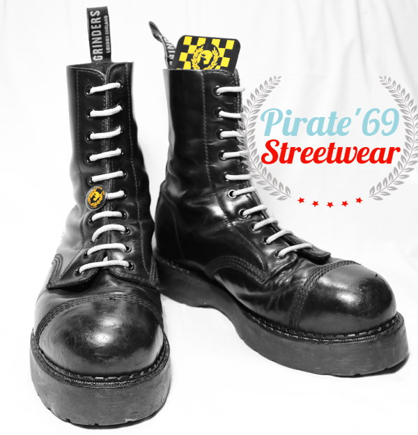 Dr. Martens Chunky Boots