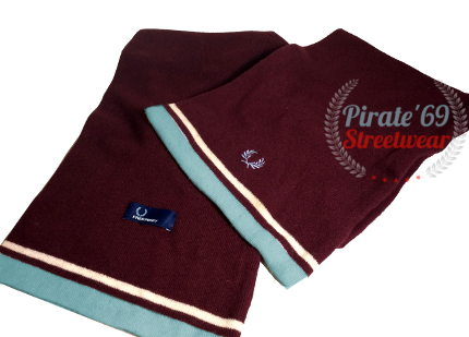 Fred Perry Cashmere Scarf