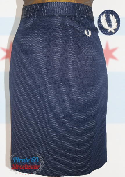 Fred Perry Polka Dot Skirt