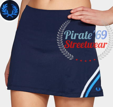 Pirate 69 Fred Perry Tennis Skort